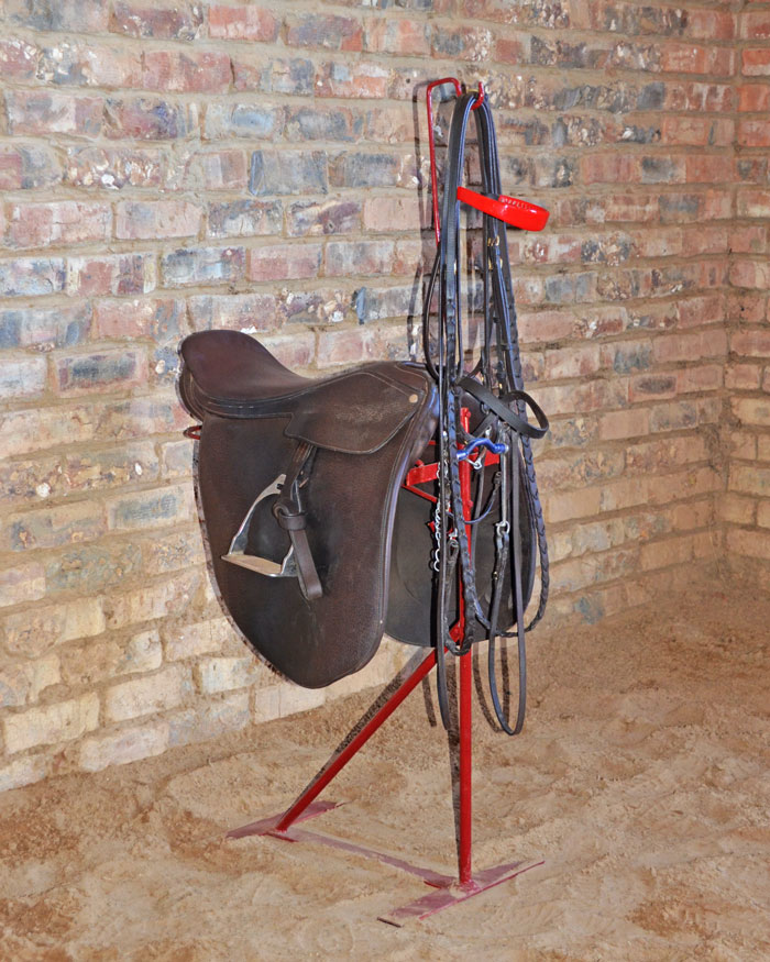 Saddle and Bridle Stand